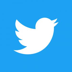 Twitterアカウント開設しました